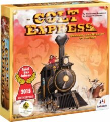 Ludonaute Colt Express - Bordspel