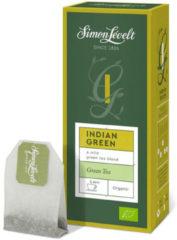 Simon Levelt Indian groen Bio Theezakjes
