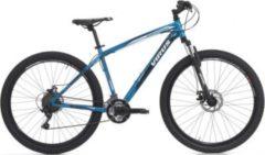27,5 Zoll Cinzia Virus Mountainbike 21... blau, 45cm