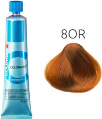Goldwell - Colorance - Color Tube - 8-OR Light Blonde Orange Red - 60 ml