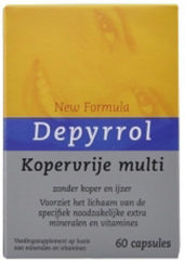 Timm Health Care Depyrrol Depyrrol kopervrij multi