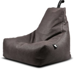 B-Bag Extreme Lounging Extreme Lounging B-Bag Mighty-B Indoor Zitzak - Slate
