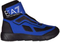 Blue Emporio Armani EA7 Scarpe sneakers alte uomo space boot