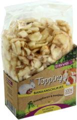 Esve Topping Banaanschijfjes Konijn En Knaagdier - Knaagdiersnack - 180 g