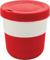 HD Collection Xd Collection Koffiebeker To Go 8,6 Cm Plantaardig Rood