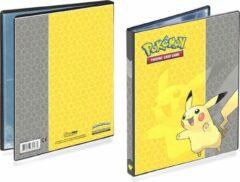 Gele Ultrapro Pokémon Verzamelmap Pikachu 4-Pocket - Pokémon Kaarten