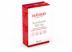 Nutrisan Nutriquinol 100 mg 30 Softgel
