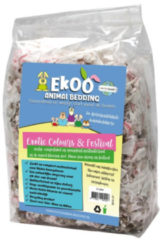 Ekoo Animal Bedding Ekoo Exotic Colours & Festival - 3 liter
