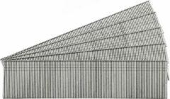 Zilveren Everwin Mini Brads 50mm   FS 18GA   Gegalvaniseerd   5000 stuks