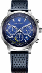 Maserati GT R8871134002 - horloge - eco energy - chronograaf - 44mm