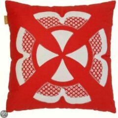Malagoon Ishara kussen rood