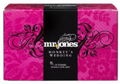 Mr Jones Monkeys Wedding Earl Grey Bio (20st)