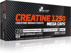 Olimp Supplements Creatine Mega Caps 1250 - 120 capsules