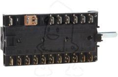 Ariston-Blue Air, Hotpoint Schalter (10 Positionen) für Herd 52299