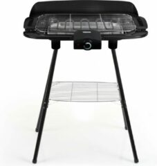 Zwarte Tristar BQ-2820 Barbecue – Tafelmodel en statiefmodel