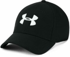 Witte Under Armour Men's Blitzing 3.0 Cap Heren Sport Pet - Zwart - Maat M/L