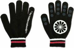 The Indian Maharadja Glove winter [pair]-S Sporthandschoenen Kids - zwart-wit-rood