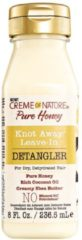 Creme of Nature Pure Honey Knot Away- Leave-In Detangler-237ml