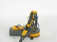 Witte Whadda KSR10 KSR10 Robotarm Uitvoering (module): Bouwpakket