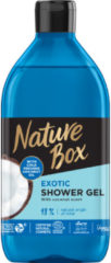 Nature Box - Natural Shower Gel Coconut Oil (Shower Gel) 385 ml - 385ml