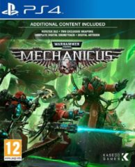 Koch Media Warhammer 40K - Mechanicus - PS4