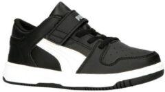 Puma Rebound Layup Lo SL V PS sneakers zwart/wit