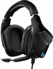 Zwarte Logitech G935 Draadloze Gaming Headset met DTS Headphone:X 2.0 7.1 Surround