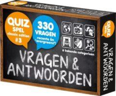 Puzzles & Games Vragen & Antwoorden #3 - Trivia Quiz en Aanvulset