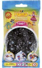 Hama beads Hama strijkkralen - zwart - 1000-delig