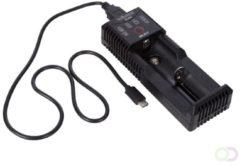 Velleman Intelligente Lader Voor Nimh/nicd/li-ion/li-fepo4 Batterijen