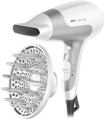 "Braun Satin Hair 5 PowerPerfection haardroger HD585 """" Ionisch. Ultra krachtig. Licht. Met diffuser"