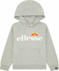 Ellesse Trui - Unisex - grijs/wit/rood