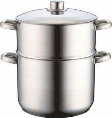 Roestvrijstalen Swiss Pro+ | Couscous Pan - 12 Liter | RVS (Roestvrij Staal)