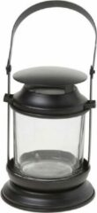 Cosy&Trendy Cosy @ Home lantaarn zwart vr theelicht d10xh13.5cm