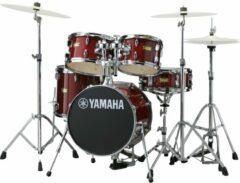 Yamaha Junior Kit Manu Katche drumstel Cranberry Red
