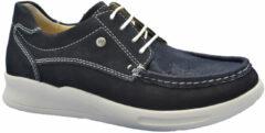 Blauwe Wolky Two Stretch comfort schoen - Dames - Maat 36