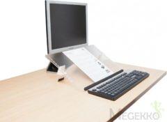 Transparante Eronomic Cafe Clear Copy Documenthouder