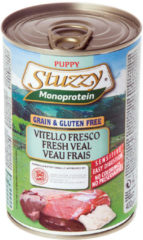 Stuzzy Monoproteïn Kalf - Puppy - Natvoer - Volledig voer - 1 x 400 gr