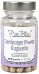 ViaBia Cordyceps Power Kapseln