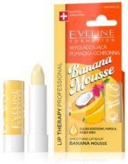 Eveline Cosmetics Eveline - Lip Theraphy Professional Banana Mouse Smoothing Protective Lipstick