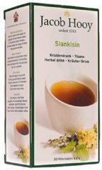 Jacob Hooy Slankisin/slankheidskruiden thee 20 Stuks