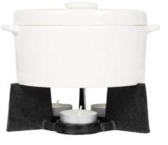 Boska Cheese Baker L - Super Multifuctioneel - Compacte Ovenschaal - Met Onderstel En Waxinelichtje