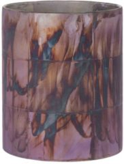 Paarse Riverdale Sfeerlicht Lily burgundy 23cm