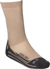 Care Plus - Bugsox Adventure - Multifunctionele sokken maat 35-37, beige/grijs/zwart