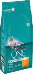 Purina One Adult - Kip & Volkoren Granen - Kattenvoer - 6 kg