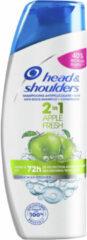Head & Shoulders 6x Head en Shoulders Apple Fresh 2in1 shampoo en conditioner 270 ml