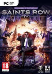 Deep Silver Saints Row IV - Commander In Chief Edition - Windows
