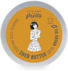Zoya Goes Pretty Organic Cold Pressed Shea Butter met Argan Oil - 90 gram