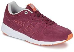Rode Lage Sneakers Onitsuka Tiger SHAW RUNNER