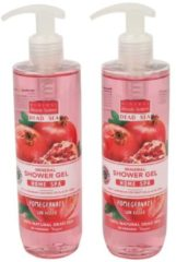 MINERAL Beauty System MBS Duschgel Pomegranate 2er Pack